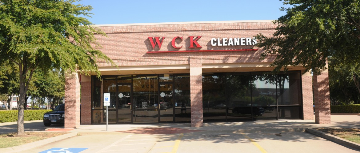 WCK Cleaners photo located in Grapevine, Texas