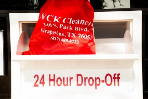 WCK Cleaners Drop Box